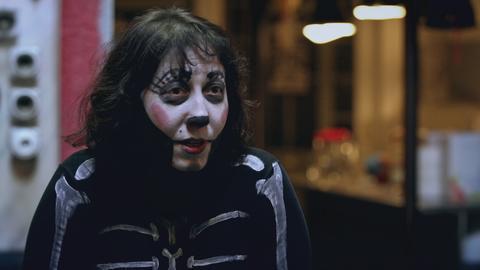 Schauspielerin Tatiana Skanatovits