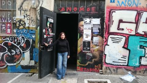 Kann mit der documenta nichts anfangen: Theater-Regisseurin Tatiana Skanatovits
