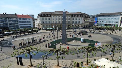 Documenta Obelisk Königsplatz