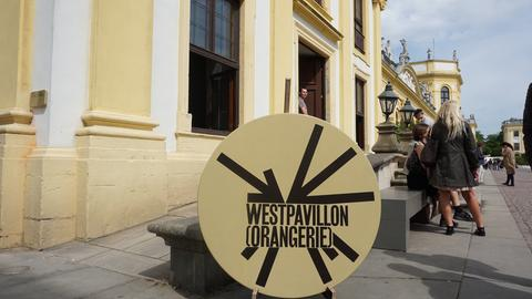 documenta Westpavillon Orangerie