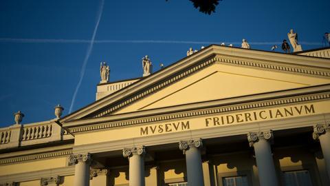 Das Kasseler Museum Fridericianum