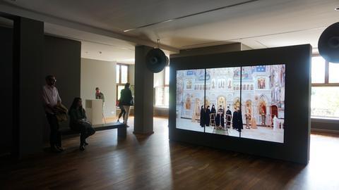 Karmakar documenta Installation