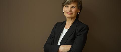 documenta-Geschäftsführerin Annette Kulenkampff