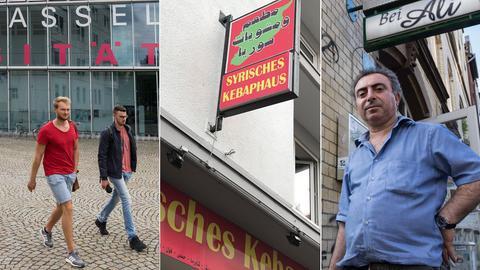 Geprägt von Studenten und Migranten: die Kasseler Nordstadt