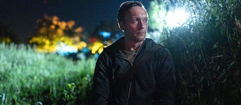 Dokudrama zum Lübcke-Mord: Robin Sondermann spielt Lübckes mutmaßlichen Mörder Stephan Ernst.