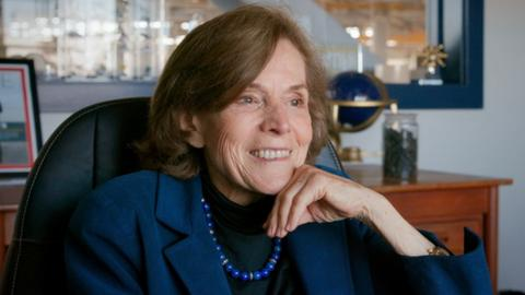 Ozeanologin Sylvia Earle