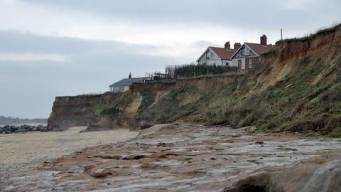 Küste Großbritannien