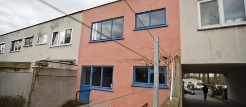 Das denkmalgerecht restaurierte Ernst-May-Haus in Frankfurt