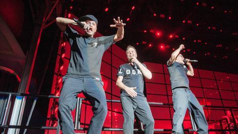 Die Fantastischen Vier in der Frankfurter Festhalle