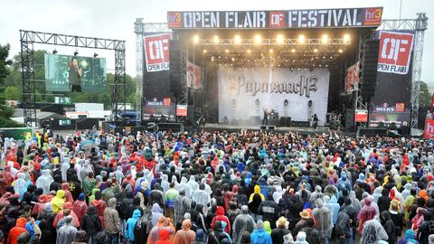 Open Flair Festival Eschwege