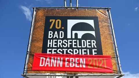 Plakat Bad Hersfelder Festspiele