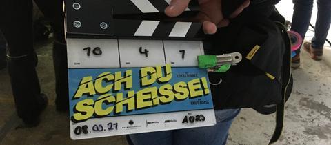 """Filmdreh """"Ach du Scheiße"""""""