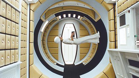 Szene aus Kubricks 2001