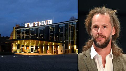 Florian Lutz, neuer Intendant des Staatstheaters Kassel