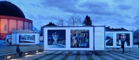 Foto-Ausstellung Unwort des Jahres