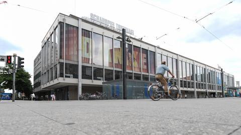 Städtische Bühnen in Frankfurt