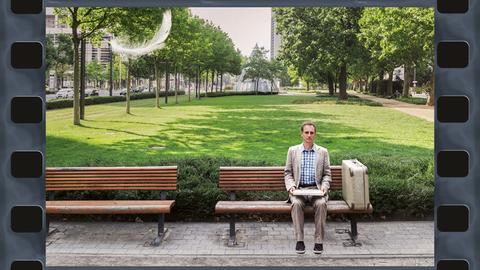 """Frankfurt wie im Film """"Forrest Gump"""""""