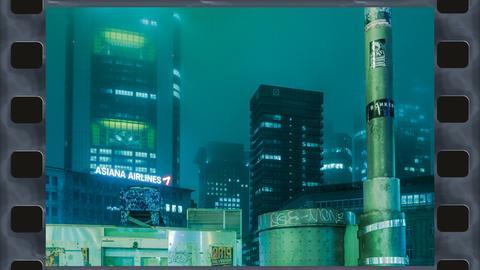 """Frankfurt wie im Film """"Bladerunner"""""""