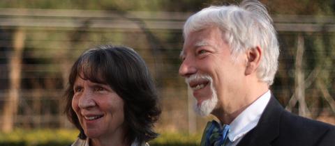 Friedenspreisträger Aleida und Jan Assmann