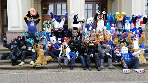 Furrys Gruppenbild