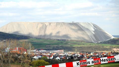 Monte Kali bei Heringen an der Werra