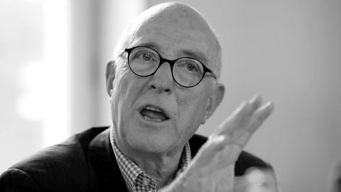 Ehemaliger Städel-Leiter Klaus Gallwitz verstorben.