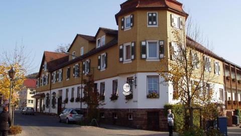 Dorfgasthaus Zur Krone in Bad König im Odenwald