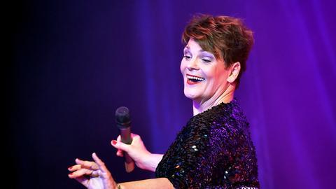 Die Entertainerin Gayle Tufts macht an diesem Freitag den Auftakt beim Festival in Wetzlar.