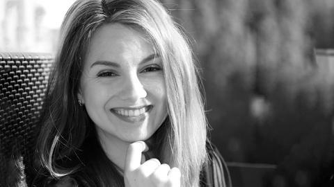 Die Darmstädter Designerin und Wissenschaftlerin Teresa Novotny