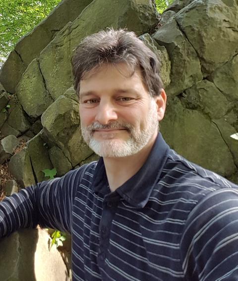 Dietmar Steinbach, Sprecher Geografielehrerverband