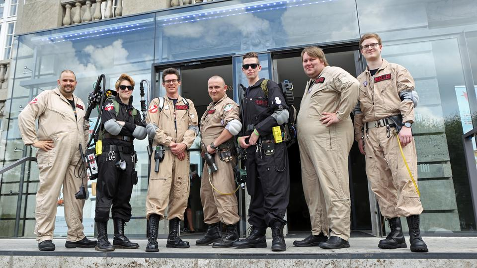 neuer ghostbusters film