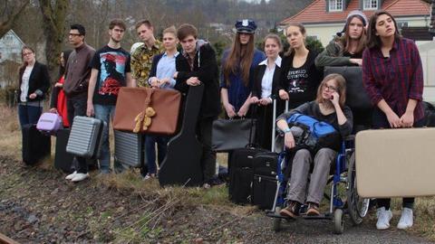 """""""Letzter Aufruf Gleis 6"""" im KUZ Fulda"""