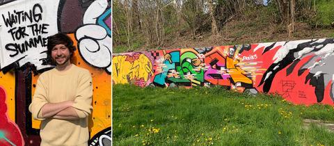 Graffiti in Kassel