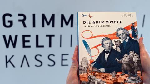 Grimm-Welt-Vorbesichtigung