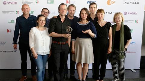 """Grimme-Preis für die Crew von """"Dead Man Working"""""""