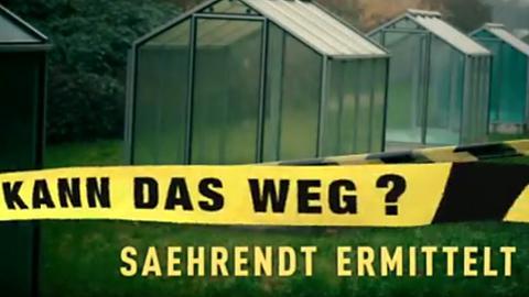 "Saehrendt ermittelt ""Grüne-Soße-Denkmal"""