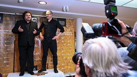 Joern Hinkel und Gil Mehmert Bad Hersfelder Festspiele