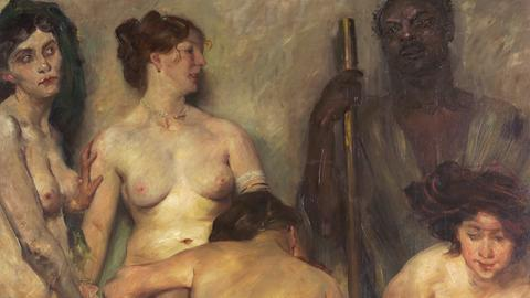 Lovis Corinth, Der Harem, 1904