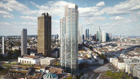 Wohnhochhaus Grand Tower