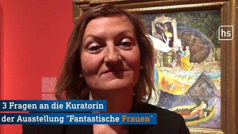 Ingrid Pfeiffer, Kuratorin Schirn