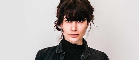 Portrait der Schriftstellerin Jasmin Schreiber