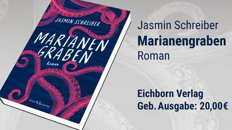 "Jasmin Schreibers Roman ""Marianengraben"""