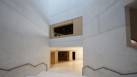 Neubau des Jüdischen Museums