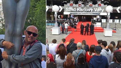 Jochen Pollitt, Eröffnung Filmfestival Karlsbad