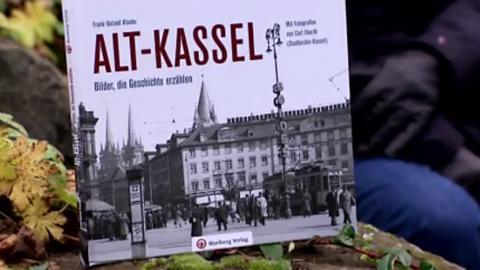 "Buchcover Bildband ""Alt-Kassel"""