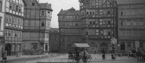 Kassel Altmarkt ca. 1930-1939