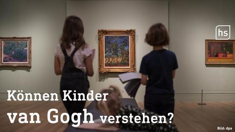 ^Kinder Van Gogh Städel