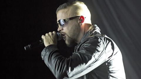 Rapper Kollegah