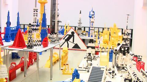 Legobaustelle DAM
