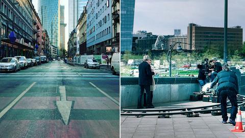 Drehorte in Frankfurt